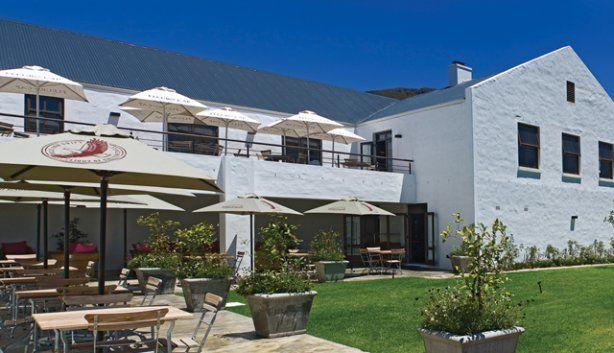 Holden Manz wine estate