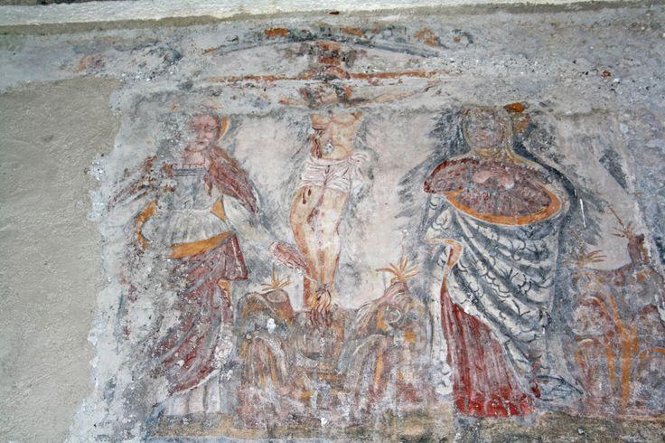 la Crocefissione in S. Biagio