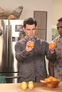 """New Girl: Season 4, Episode 7 Goldmine """"Is this the future?"""" lol"""