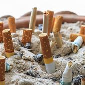 Smoking could double your risk of ovarian cancer.
