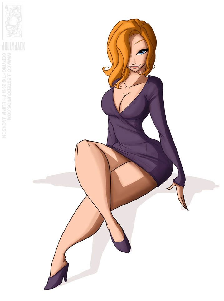 Sexy Girls From Cartoons
