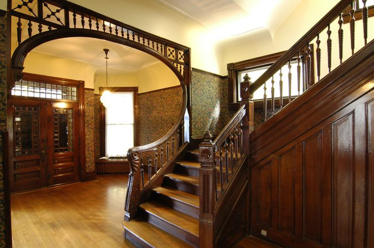 Victorian Era Foyer : Inside victorian homes google search