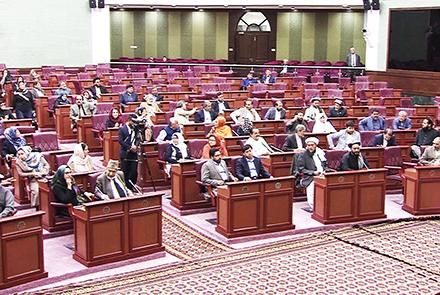 MPs Split Over Ghani's Ability to Fix National Issues  http://ansarpress.com/english/6275