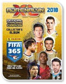 Adrenalyn XL FIFA 365 2018