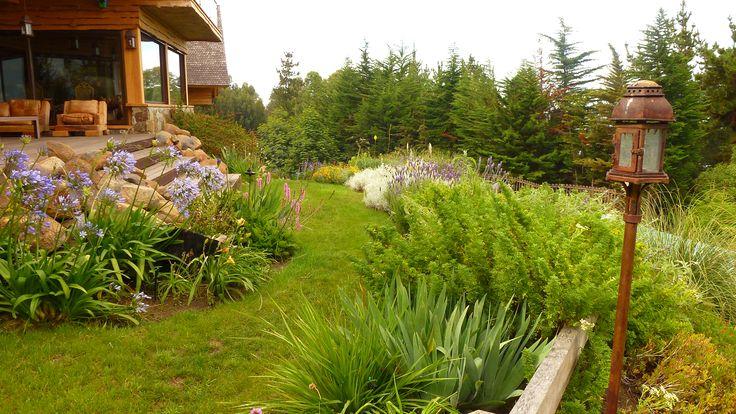 Jardín el Molle, Zapallar 2013_Paisajista Catherine Bonnemaison