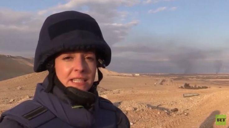 """RT-Reporterin über sechs Jahre Krieg in Syrien: """"Jenseits der schlimmsten Albträume""""    Vielen Dank NATO, vielen dank USA, Saudi Arabien, Israel und andere!"""