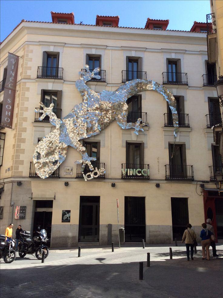 Madrid,barrio de las letras.