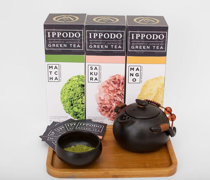 Ippodo Tea Co. Packaging on Behance