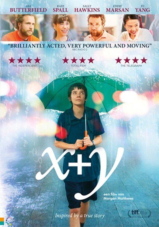 X+Y, film over een autistische, hoogbegaafde jongen die tijdens een wiskundewedstrijd een leuk meisje ontmoet. #autisme #film #spon #hoogbegaafd #wiskunde