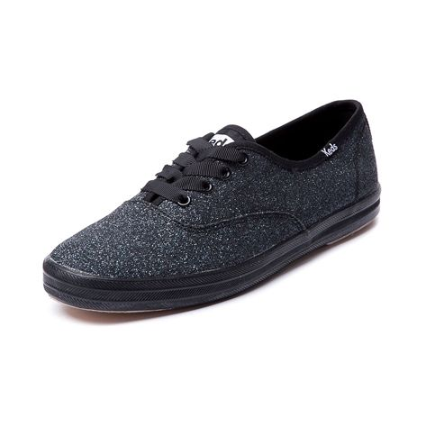 mens all black keds