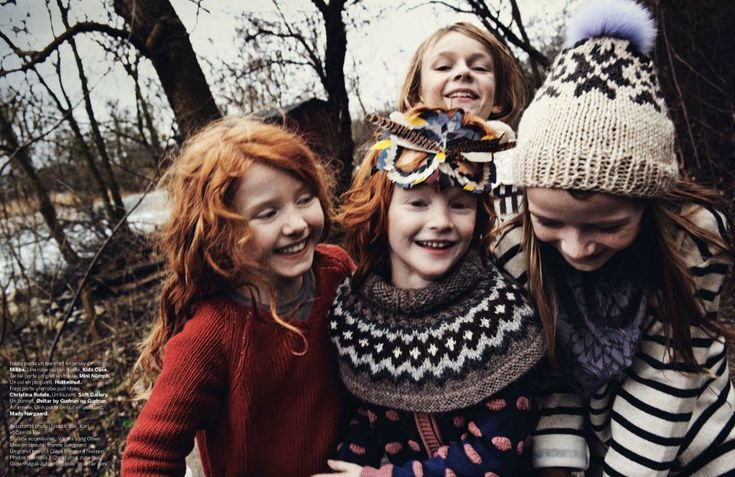 Beautiful little redheaded girls -- I'm a sucker!