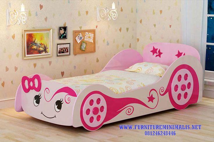 Harga Kamar Tidur Anak Karakter Hello Kitty Modern