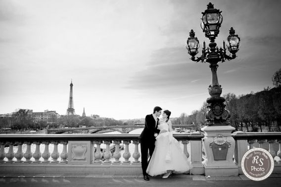 Wedding Photo Paris.
