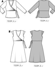 Ergens in juni besloot ik dat ik een jurk wilde. Helemaal alleen voor mezelf. Niks gemakkelijker op vakantie dan een jurk: aangekleed met 1 ...