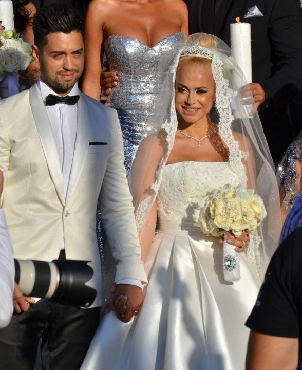 Detaliul care ar fi putut sa ii strice nunta Andei Adam!
