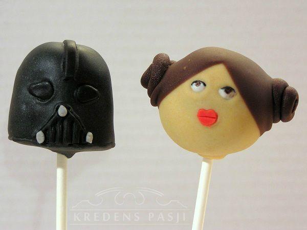 Star Wars - słodko i przytulnie | Kredens Pasji