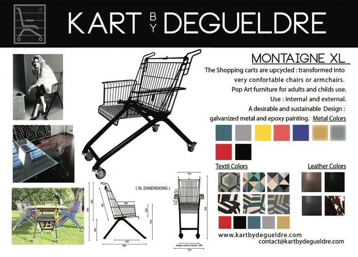Kart Montaigne XL  Kart Degueldre  Kart by Degueldre  www.kartbydegueldre.com www.kartdegueldre.com