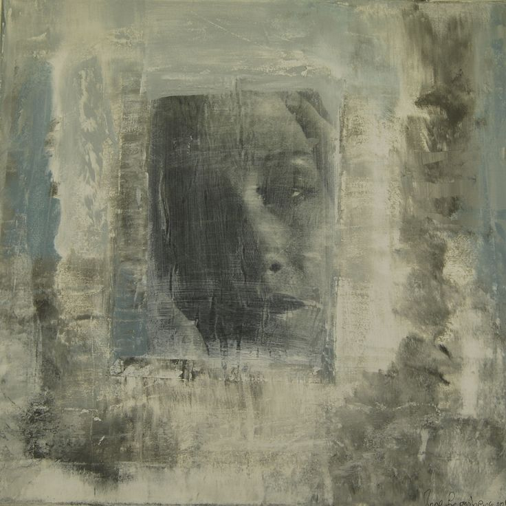 50 x 50cm Price: NOK 1900,-  Please visit www.gallerimarkveien.no to view more pictures!