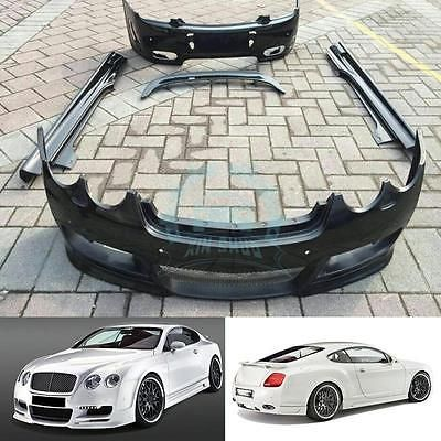 High quality Resin Fiber Car Part body Kit Fit For  Bentley Continental GT