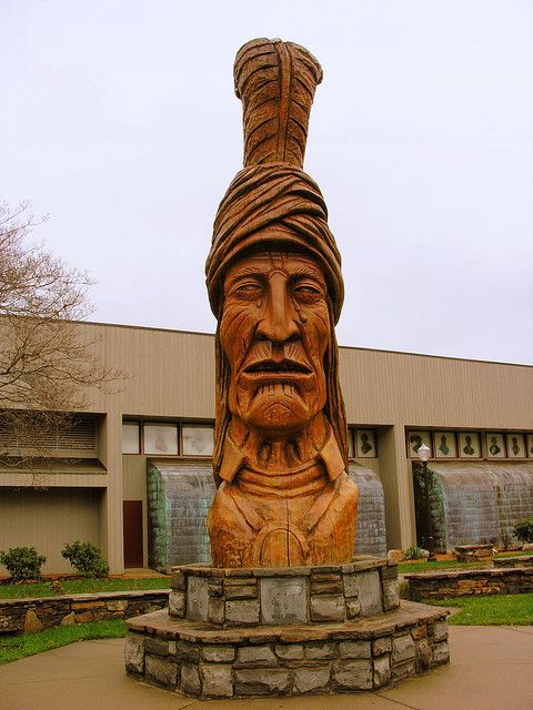 Museum of the Cherokee Indian in Cherokee, NC    I have already been here but I was little and would like to go again