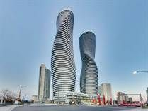 Stunning 2 Bedroom Penthouse! In The Absolute World Towers! $840,900! Call 905-896-3333!