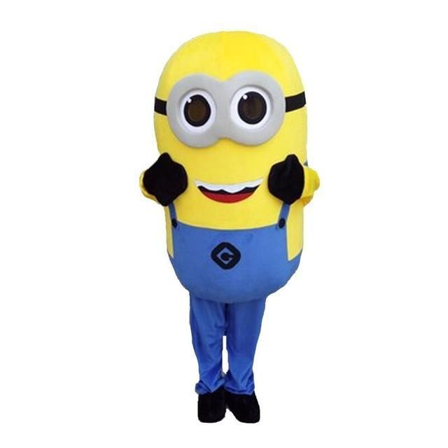 Free ship 14 design Halloween Outfit Costumes suit Despicable me minion mascot costume for adults despicable  sc 1 st  Pinterest & Free ship 14 design Halloween Outfit Costumes suit Despicable me ...