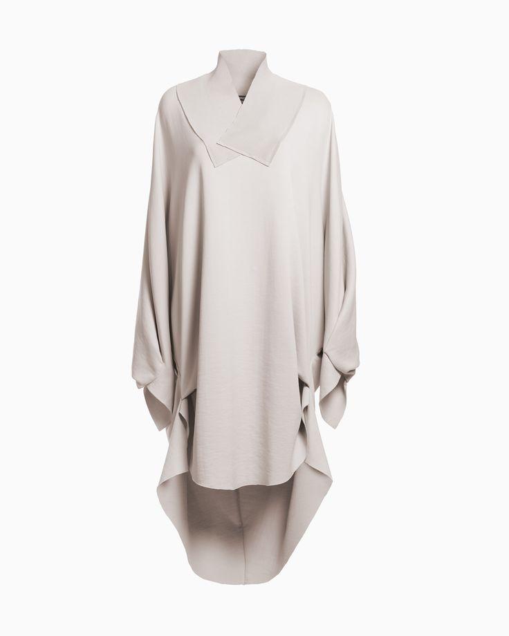 Blush Oversized Sweatshirt • HANA ZARUBOVA