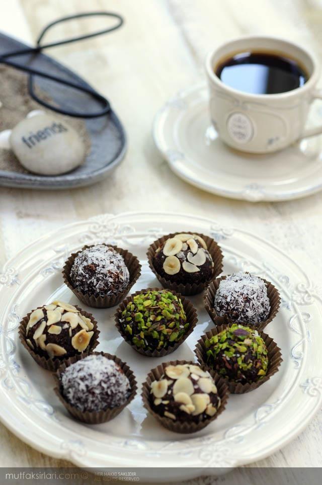 Hurmalı Bonbonlar Tarifi | Mutfak Sırları