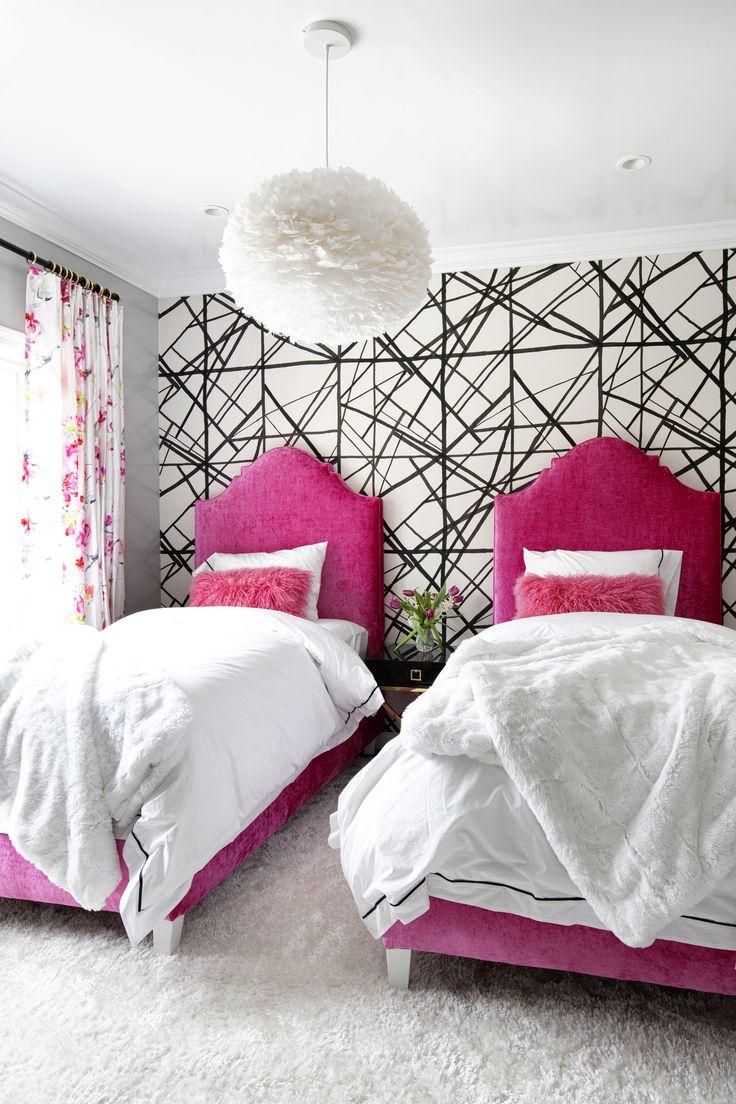 Best 25 Pink Headboard Ideas On Pinterest Pink Sofa