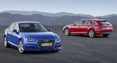Audi Beiträge Rekordumsatz im Jahr 2016 fast 19 Millionen Einheiten Audi Audi A4 Audi A5 Audi A5 Sportback Audi Q5 Audi Q7 Reports