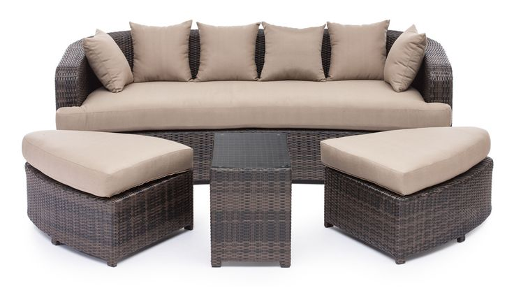 Cove Beach Lounge Set | Outdoor Furniture | Upper East Side ATX .  Modern outdoor furniture ideal for summer entertaining.