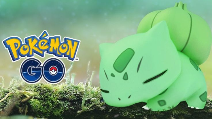Pokémon Go event is all about grass-type Pokemon