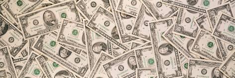 Close-Up of a Pile of Us Dollar Bills – #bills #Cl…