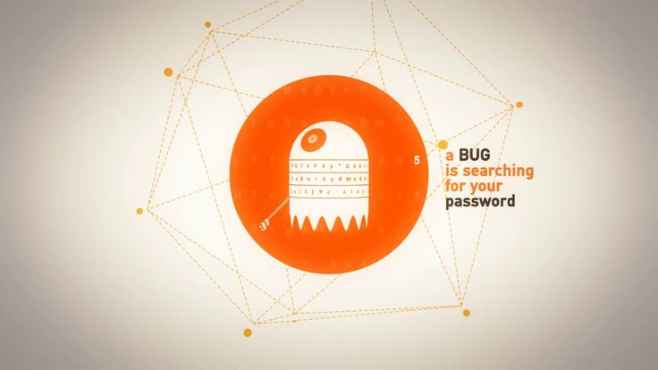 The big bug and its army are outside your door! A clever animation about Encode most powerful weapon, MSS!