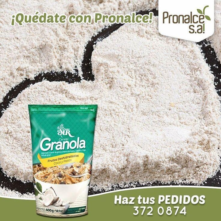 Nuestros #CerealesPronalce proceden de las mejores materias primas para llegar a los más exigentes paladares.    #Pronalce #Avena #Wheat #Trigo #Cereal #Granola #Fit #Oats #ComidaSaludable #Yummy #Delicious #Tasty #Instagood #Delicioso #Sano #HealthyFood #Breakfast #Protein #Nutrición #Cereales