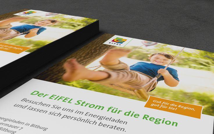 Regionalmarke EIFEL GmbH - Regionale Vertriebsmarke der RWE Vertrieb AG
