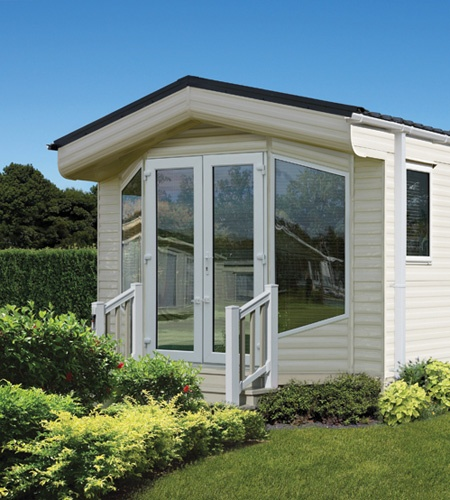 Exterior - Optional Outlook French doors