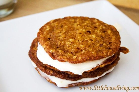 Oatmeal Cream Pie. Skip the boxed version and make these rich and gooey oatmeal cream pies at home.
