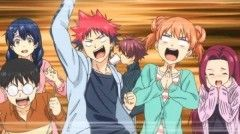 Sentai Reveals 'Food Wars!' Anime Dub Clip With Full Cast Reveal