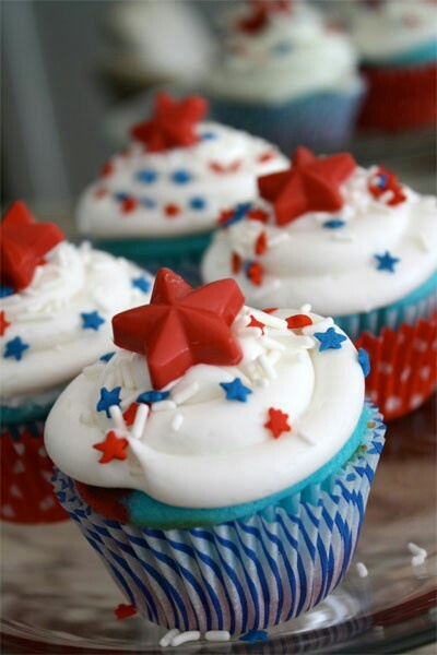 fourth of july cupcakes recipes