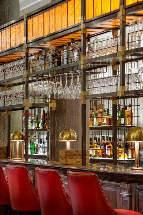Holborn Dining Room (London), London Restaurant | Restaurant & Bar Design Awards