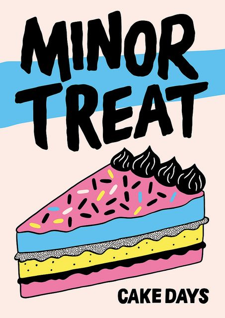 Minor Treat by Kate Prior #illustration