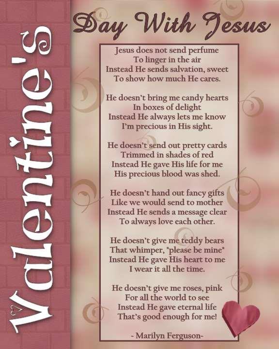 Happy Valentines Day Jesus Quotes: Valentine's Day With Jesus