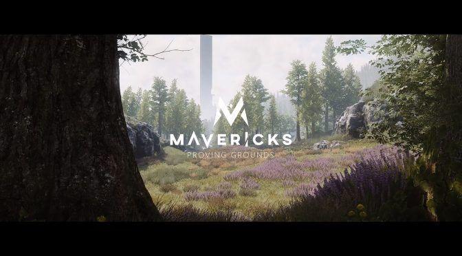 Maverick Proving Grounds : Un Battle Royal à grande échelle