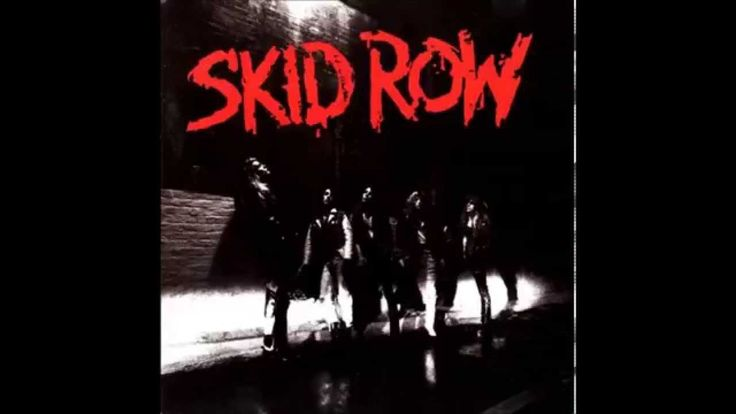 Skid Row - Skid Row (Full album)