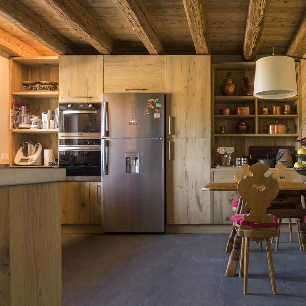 14 best Cucine in legno antico | Old wood kitchen images on Pinterest