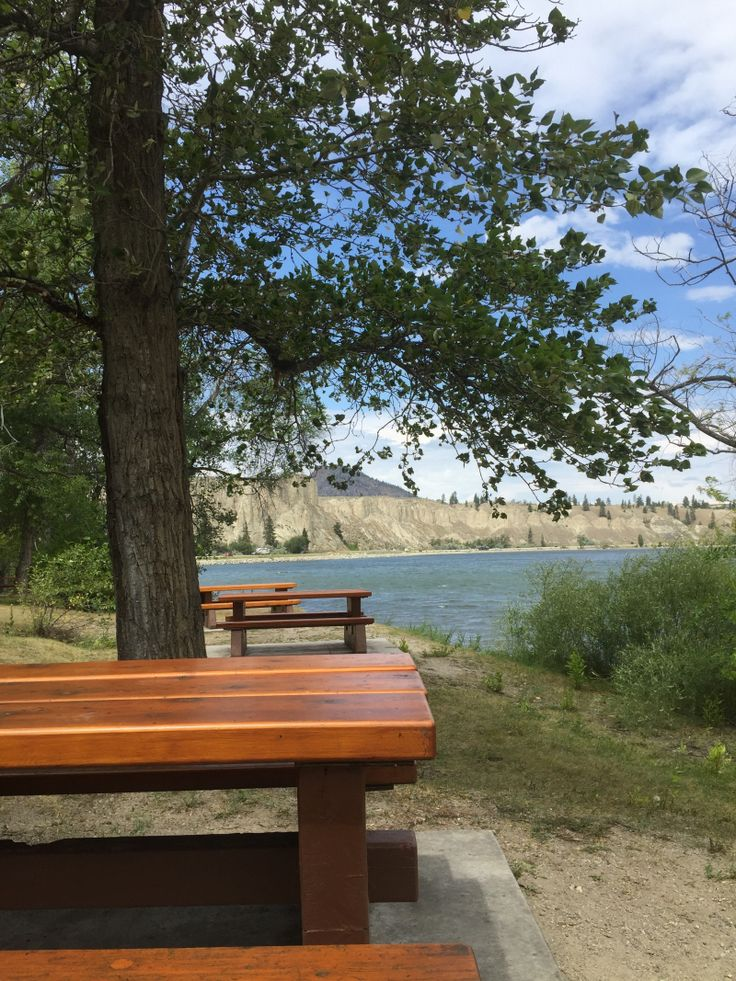 Beach Hopping from Penticton to Summerland