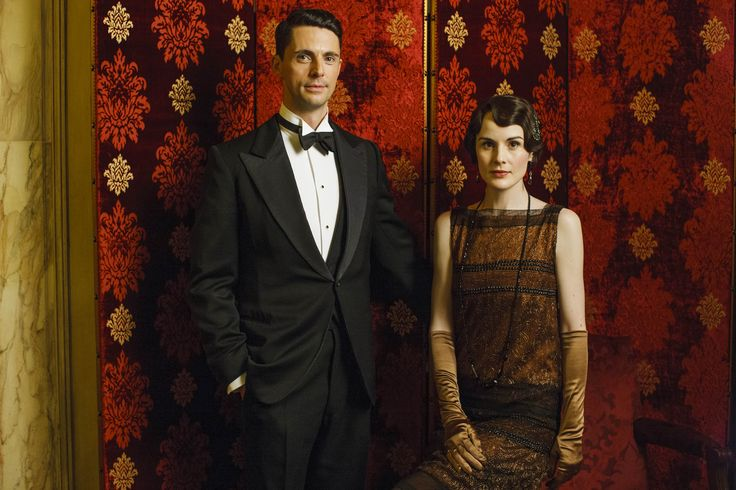 Downton Abbey series 6: Matthew Goode's Henry Talbot is back in Sunday's episode