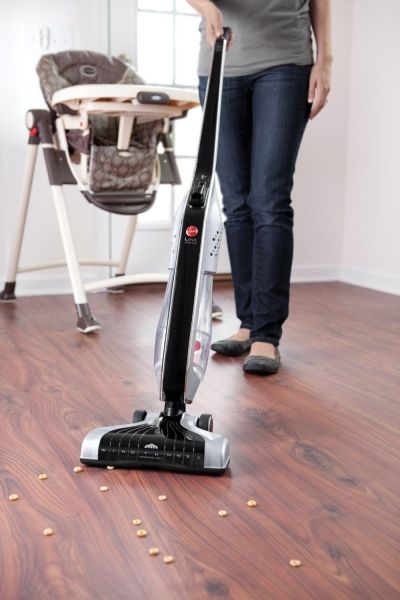 Brackets Electric Broom For Hardwood Floors