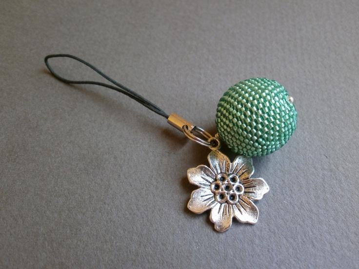 One big beaded bead